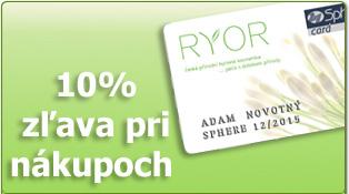 Vernostná karta RYOR - Sphere Card