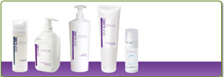 Professional Skin Care for retail sale