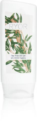 Tea Tree Oil Gel for Intimate hygiene