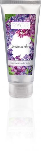 Hand Cream with Lilac Scent