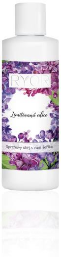 Shower Oil with Lilac Aroma