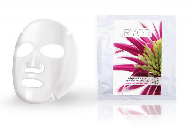 Collagen Mask with Hyaluronic Acid
