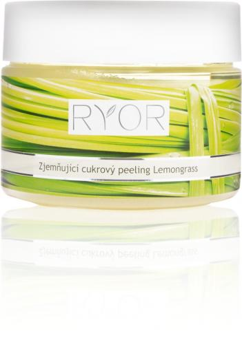 Softening Sugar Scrub Lemongrass