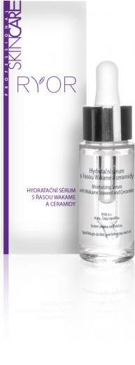 Moisturizing Serum with Wakame Seaweed and Ceramides