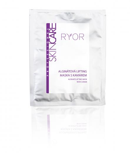 Alginate Lifting Mask with Caviar