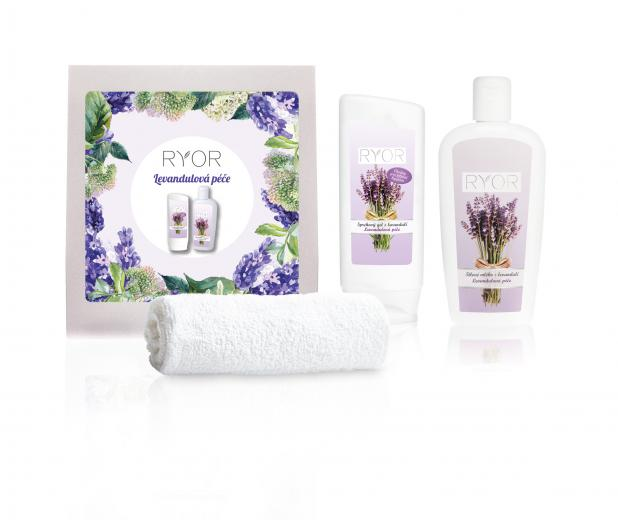 Gift Box Lavender Care